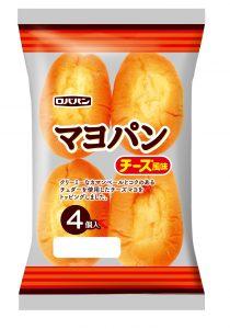 マヨパン チーズ風味 4個入